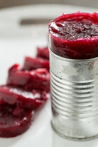 Canned Cranberries