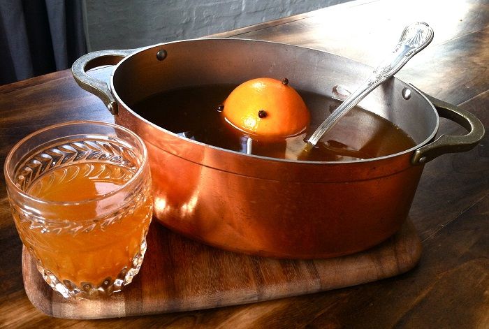 how to make spiced rum punch
