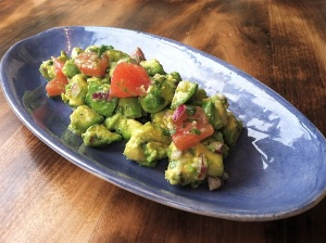 Avocado and Grapefruit Chermoula Salad